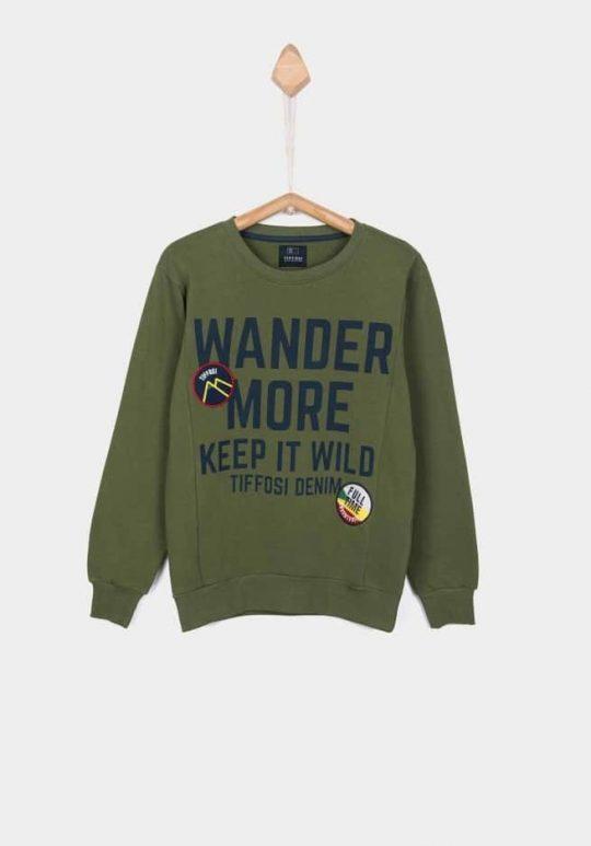 Sweater 'Juan' Tiffosi
