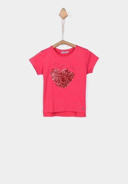 T-shirts en topjes T-Shirt 'Cecilia Azalea'