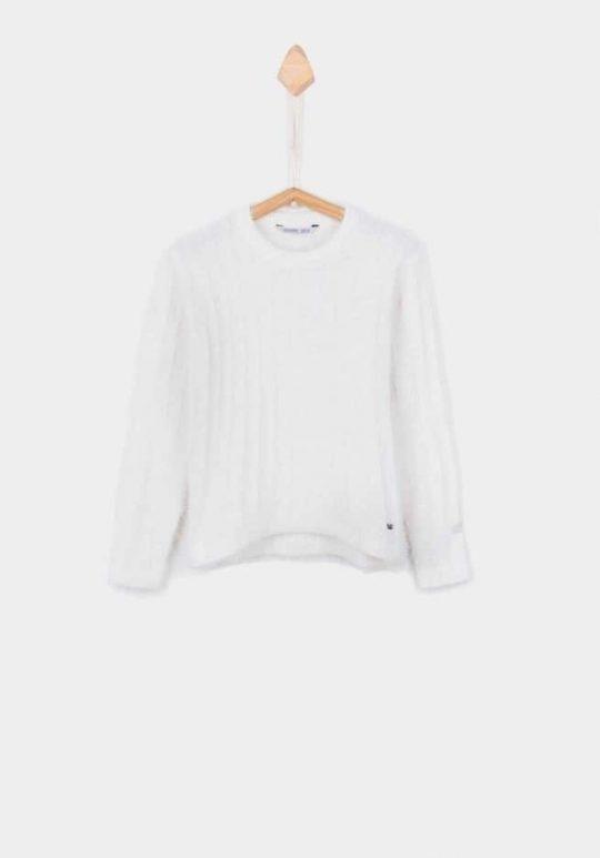 Sweaters en truien Trui 'Gabrielle Star White'
