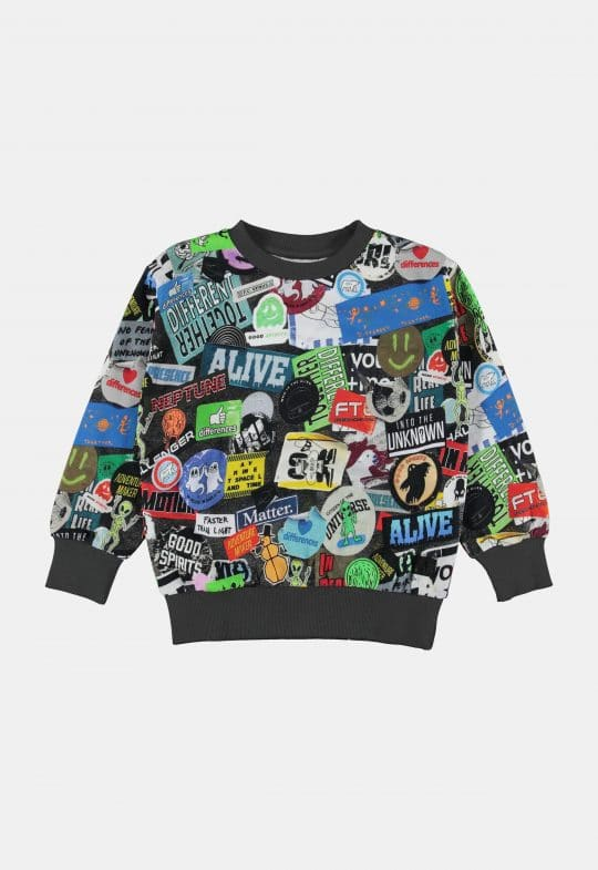 Sweater 'Mik' Molo