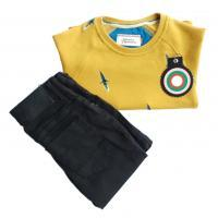 Sweater van 4funkyflavours en Tiffosi broek voor jongens