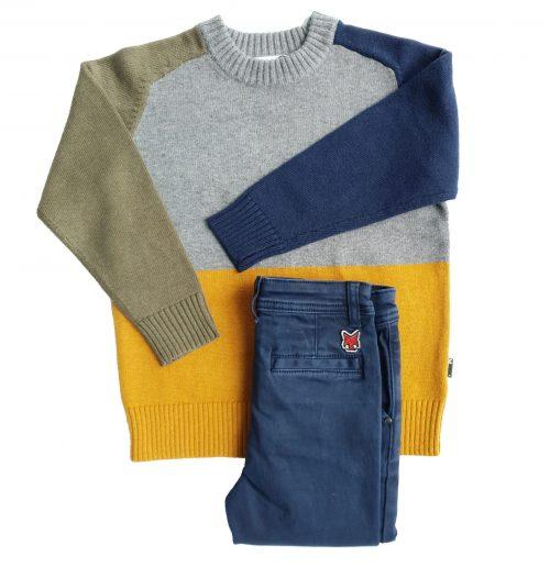 Trui Molo en LCEE broek voor jongens