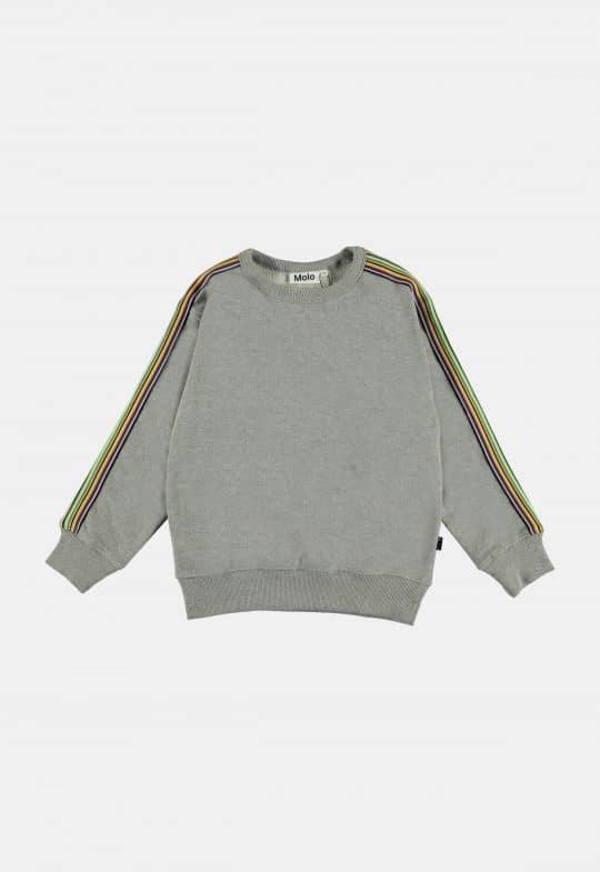 Sweater 'Mik Grey Melange' Molo