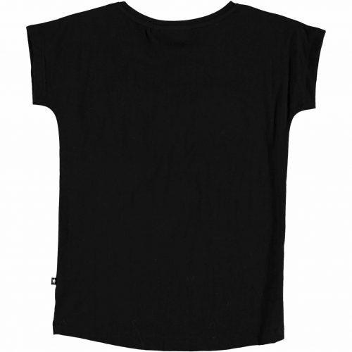 zwart t-shirt meisje Molo Ragnhilde