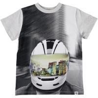 T-shirt Molo jongen helm