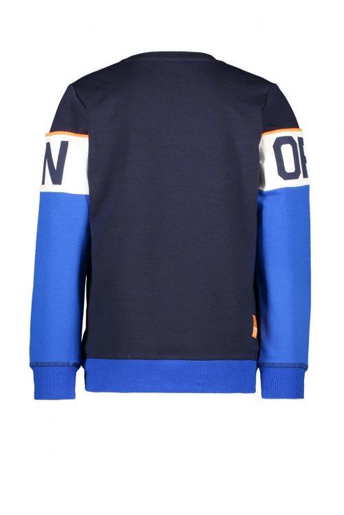 sweater jongen blauw Tygo en Vito