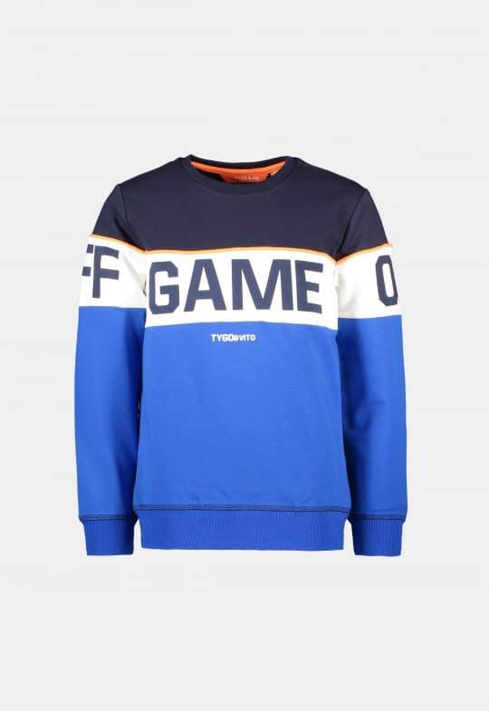 Sweater 'Game on/off' Tygo & Vito