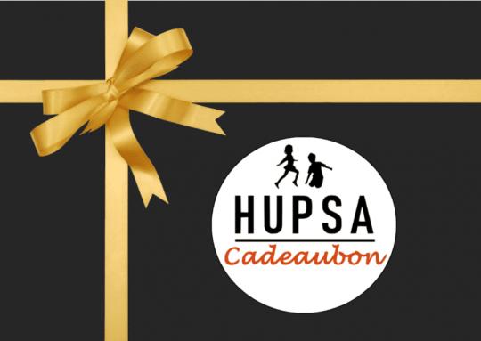 Cadeaubon HUPSA Cadeaubon t.w.v €25