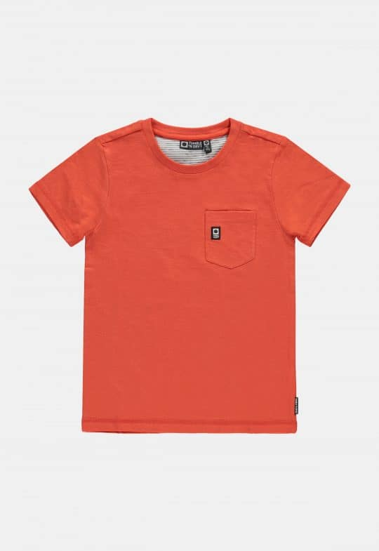 T-Shirt 'Warry' Tumble 'N Dry
