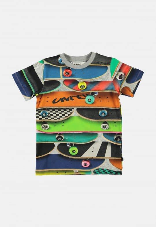 T-Shirt 'Ralphie - Skateboards' Molo