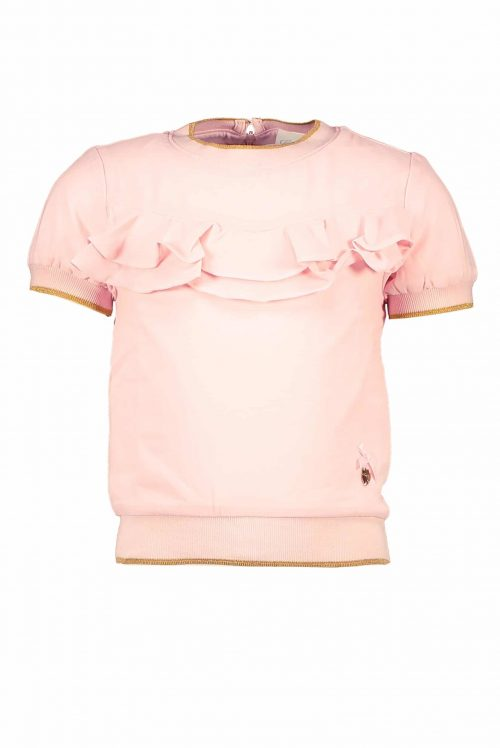 Top Le Chic meisje voile roze