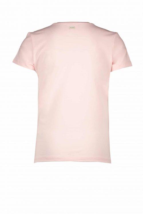 T-shirt Le Chic meisje roze oo la la chic