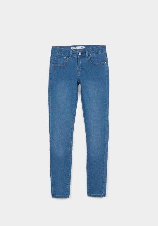 Jeans broek Tiffosi meisje blauw