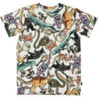T-shirt Molo jongen dieren