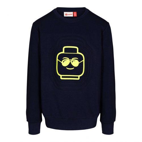 Sweater Lego wear jongen blauw