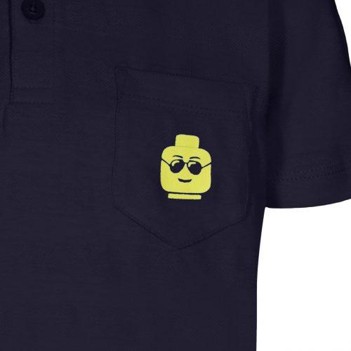 Polo t-shirt Lego Wear jongen blauw