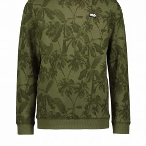 Sweater Like Flo jongen groen