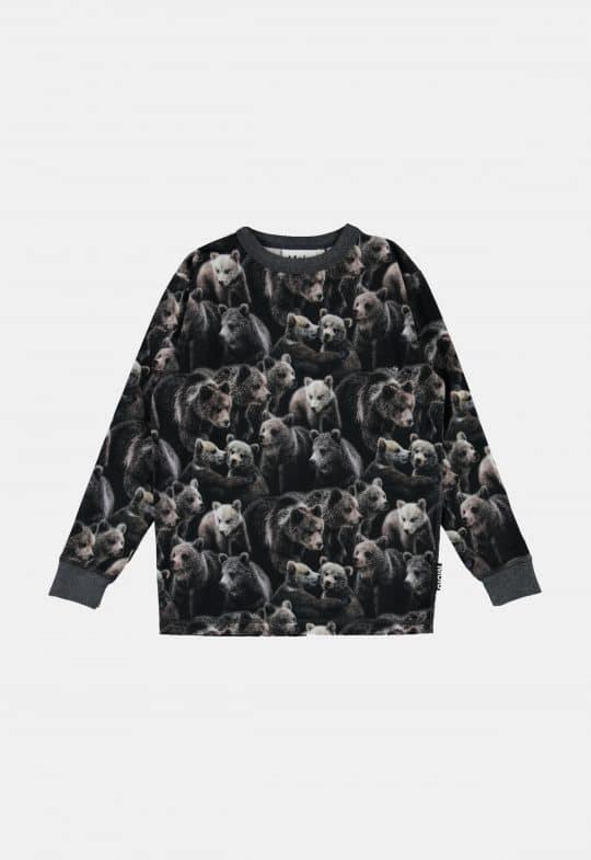 Longsleeve 'Rill - Bears' Molo