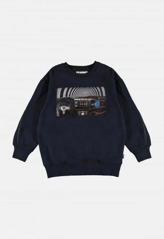 Sweater 'Mozy - Cockpit' Molo