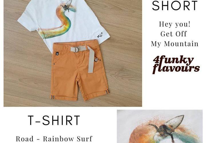 4funkyflavours Don't worry... beach happy! 🌊☀️ . Deze mix and match vind ik zo leuk! 💛 De kleuren