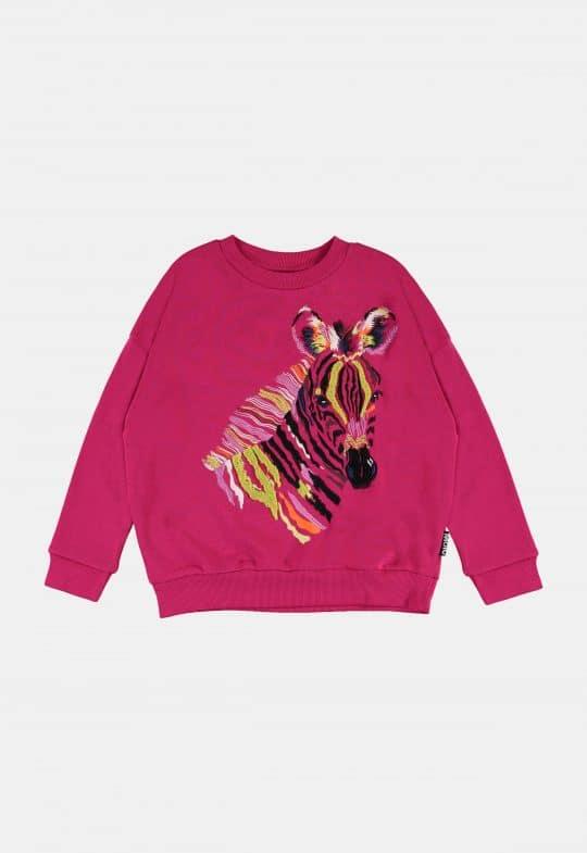 Sweater 'Zebra Foal' Molo