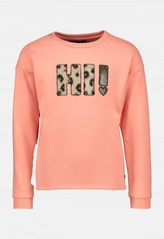 Sweater 'Hi!' Like Flo