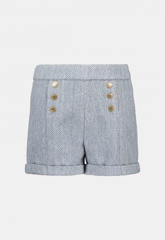 Short 'Ice Wool' Like Flo